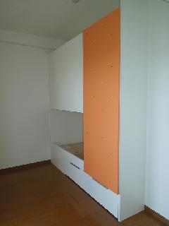 府中 T様邸 間仕切型2段ベッド