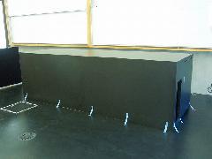 工学院大学 物理実験室 作業カウンター