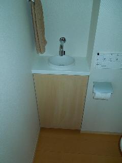 江東区 K様邸 手洗い台