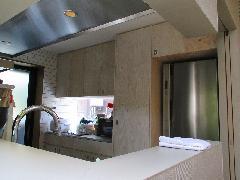 世田谷 S邸 キッチン 背面収納