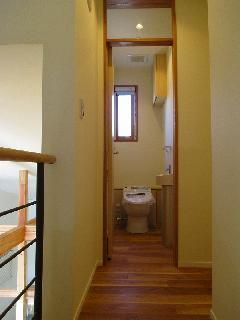 東大和 H様邸 トイレ 収納