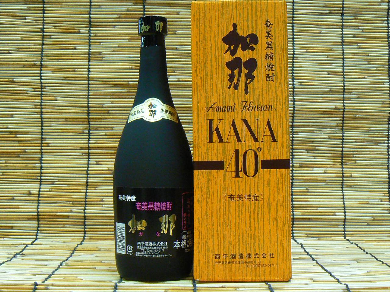 【西平酒造】 加那 40度 720ml