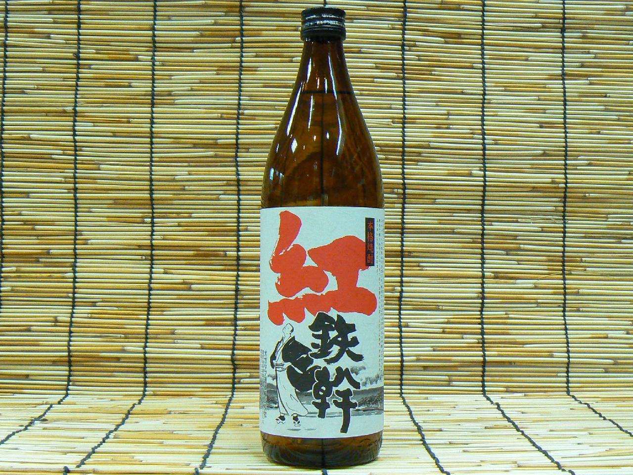 【オガタマ酒造】 芋 紅鉄幹 25°900ml