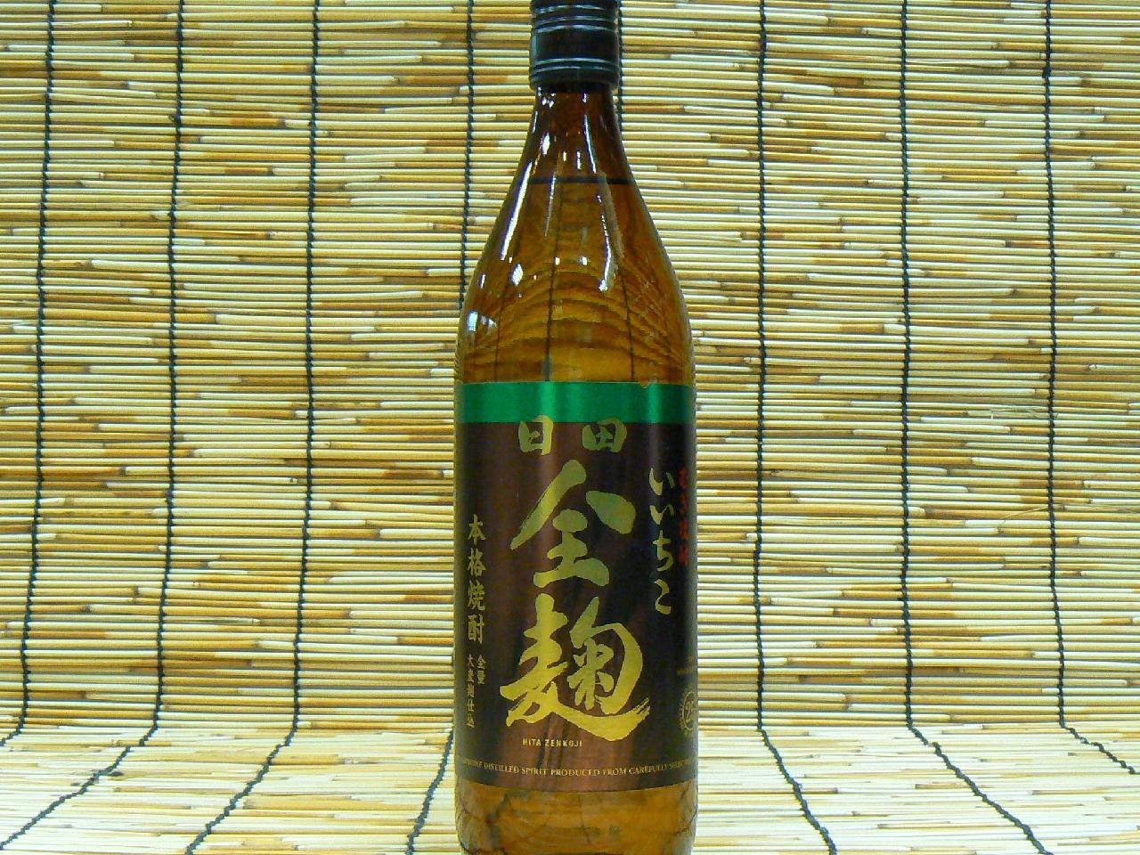 【三和酒類】 麦 いいちこ 日田全麹 25°720ml