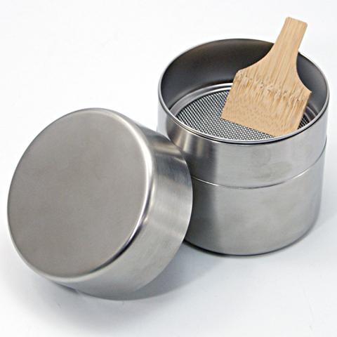 抹茶篩 ステンレス製 茶上合付