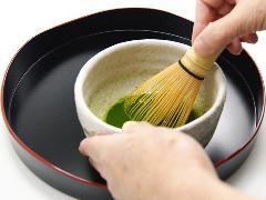 濃茶の練り方