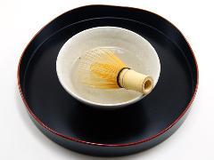 抹茶(薄茶)の点て方