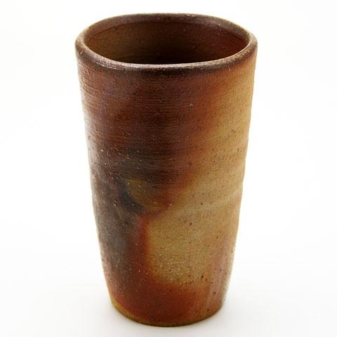 備前焼 ビアグラス bizen-syuki-271231-9