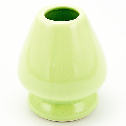 野点用 茶筅直し 薄緑色