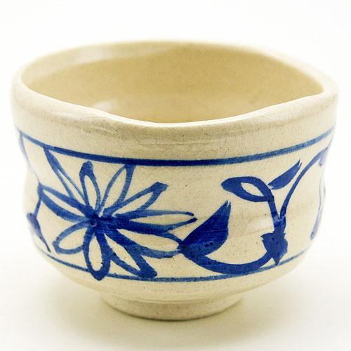野点用抹茶碗 安南 ミニサイズの抹茶茶碗 茶道具