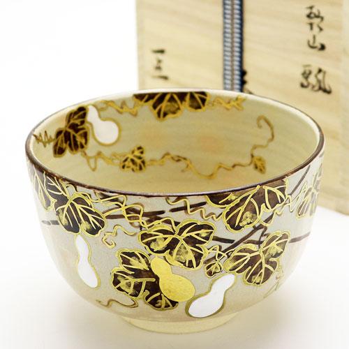 抹茶碗 六瓢 夏物 茶道具 陶磁器 京焼