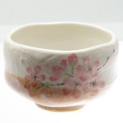 ミニ抹茶碗 「桜」 野点用