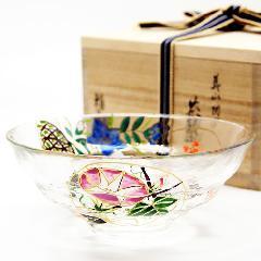 抹茶碗 義山平茶碗 「団扇」 (耐熱)