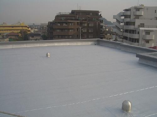 ビル/屋上/防水工事