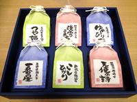 お米ギフト稀少銘柄米2合×6種類