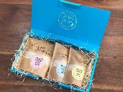 出産内祝いやご両親へ感謝を伝えるギフトにお米Sweet Gift(マイ スイートギフト)【食べ比べセット】