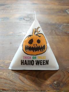 Halloween RiceGift (立体三角形バージョン)