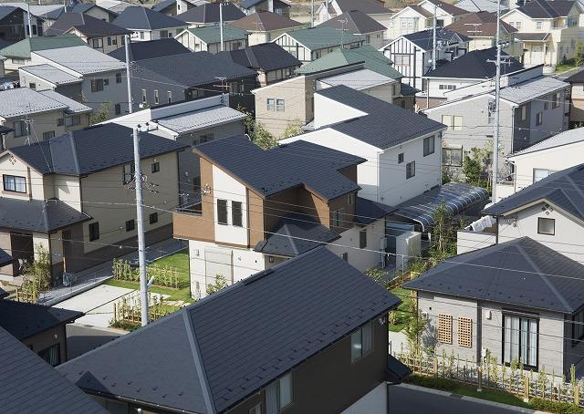 屋根の劣化防止のために