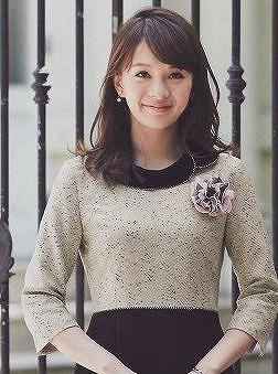 en joie(アンジョア) コサージュOP129-5