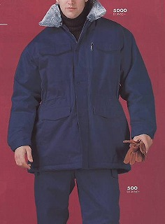 三愛 静電防寒パンツ 500(3Lサイズ)