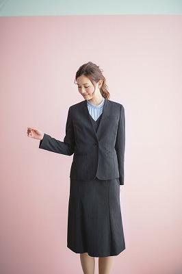 """NEW""ENJOY(エンジョイ)フレアースカートEAS754送料無料"