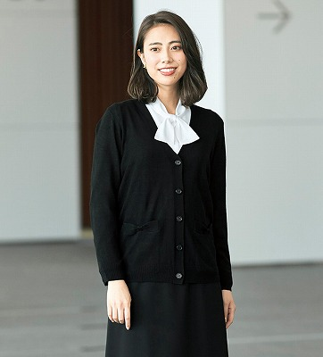 "2019NEW""en joie(アンジョア)カーディガン 3220"
