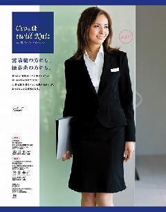 en joie(アンジョア)ジャケット 81450-2(黒)送料無料