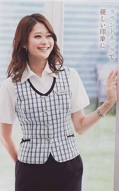 en joie(アンジョア)ベスト 16240送料無料