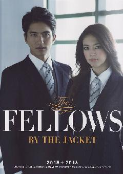 """FELLOWS""BY THE JACKET(チクマ)2015+2016カタログ"