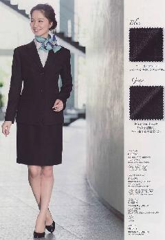 en joie(アンジョア)スカート(55�p丈)51050-8