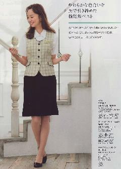 en joie(アンジョア)マーメイドスカート55�a丈  56302-2