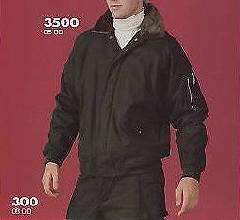 三愛 綿パイロットジャンパー 3500(5Lサイズ)