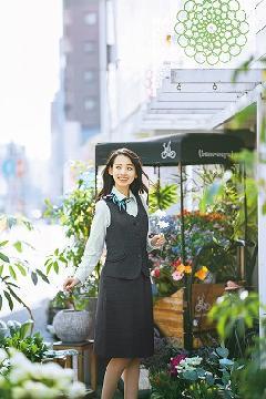 """""""NEW""""ENJOY(エンジョイ)AラインスカートEAS759"""