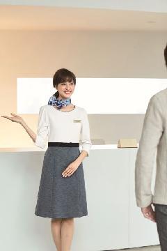 en joie(アンジョア)スカーフ OP151(2色)