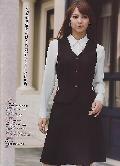 en joie(アンジョア)スカート 51372-2(黒)送料無料