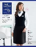 en joie(アンジョア)ジャンパースカート 61450-2(黒)送料無料