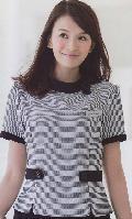 """NEW""en joie(アンジョア)プルオーバー トップス46410-1送料無料"