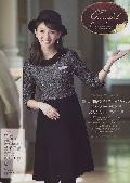 """""""NEW""""en joie(アンジョア) ワンピース 61680-2送料無料"""