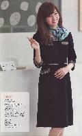 """""""NEW""""en joie(アンジョア) ワンピース 61690-2送料無料"""