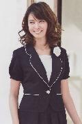 en joie(アンジョア) コサージュ(ホワイト)OP102-4