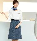 """2017AW""""NEW""""en joie(アンジョア)ワンピース61750-3送料無料"""