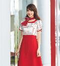 """2018S/S""""NEW""""en joie(アンジョア)ワンピース66560-6送料無料"""