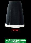 """2019""""NEW""""en joie(アンジョア) スカート 51925-2(黒)送料無料"""