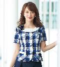 """2019NEW""""en joie(アンジョア)ソフトジャケット26610-3送料無料"""