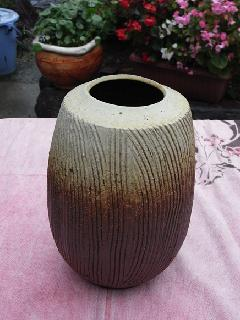くし目花瓶