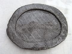 蚊帳目板皿