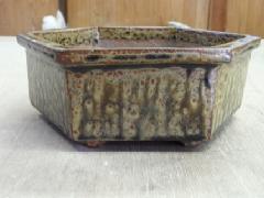 イラボ八角鉢