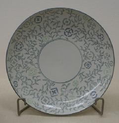 唐草文様皿
