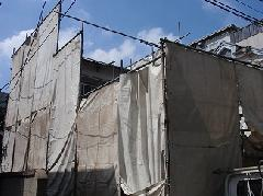 東京都豊島区池袋での家屋解体