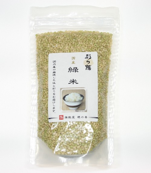彩り膳 緑米 300g